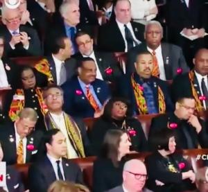 Congressional Black Caucus SOTU 2018